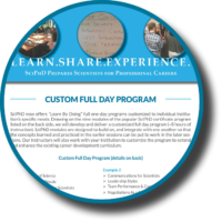 Custom Full Day Flyer